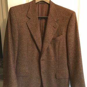 Canali jacket silk wool 40R
